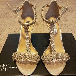 INC Flower Concept Formal Heels